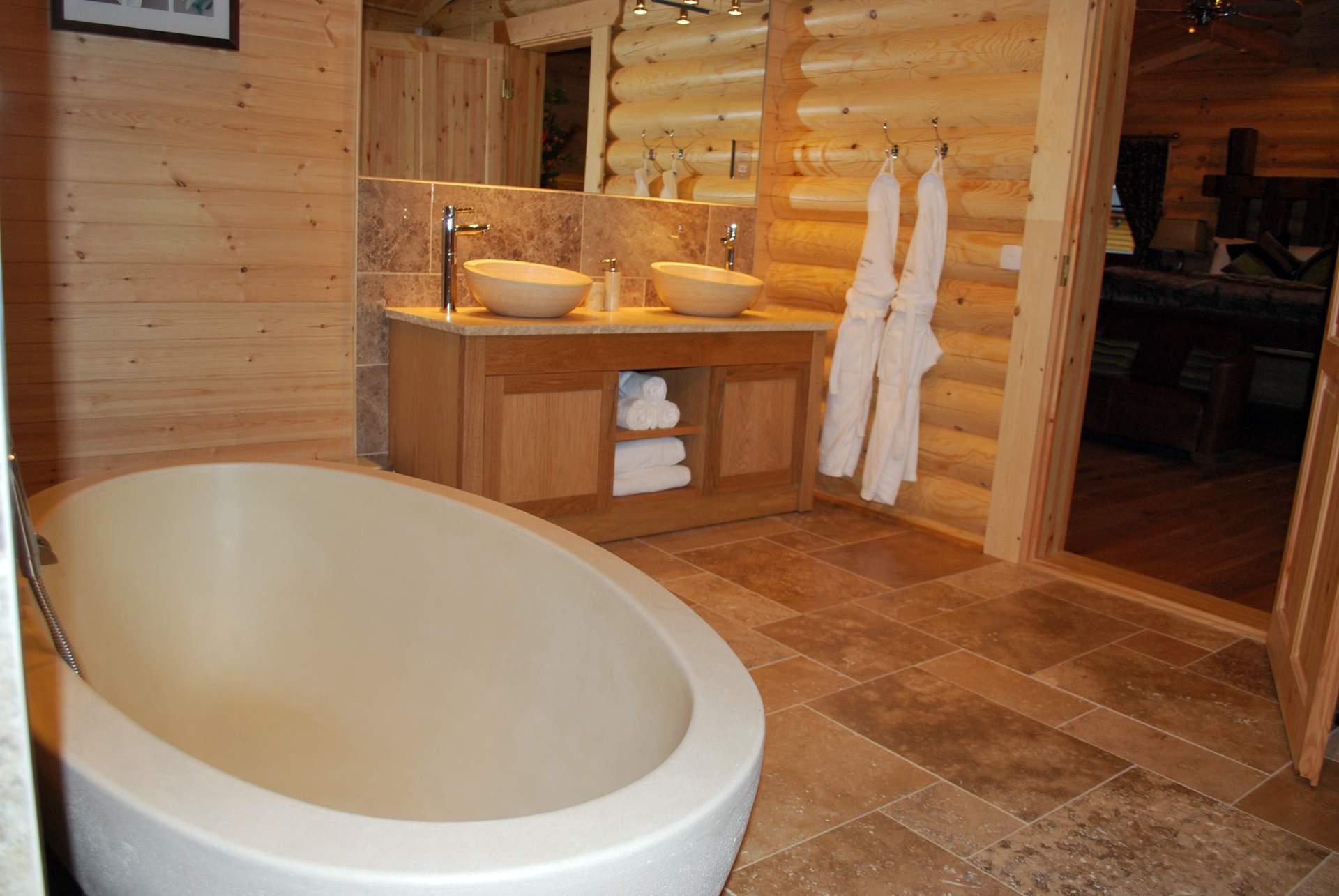 cherry lodge eyekettleby lakes bathroom