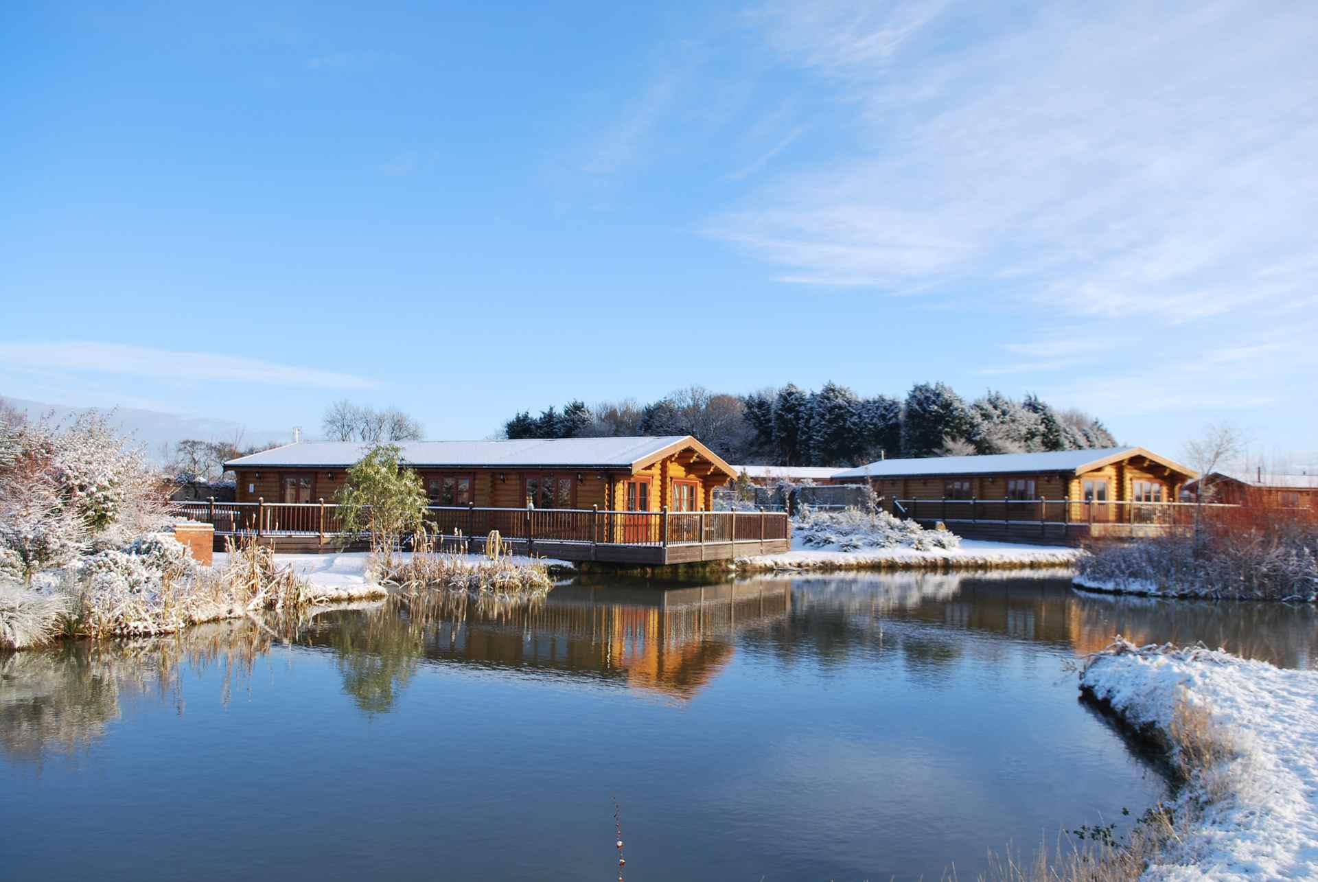 cherry lodge eyekettleby lakes winter