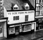 Ye old Pork Pie Shoppe