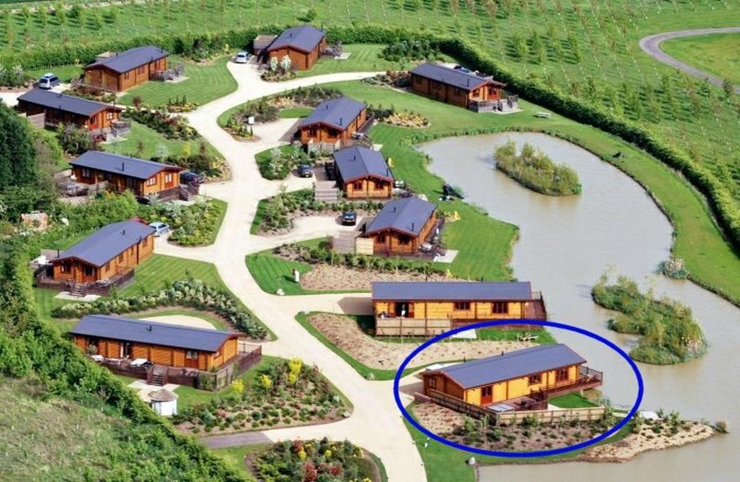 walnut lodge aerial eyekettleby lakes