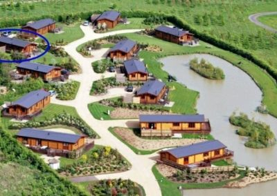 willow lodge aerial eyekettleby lakes