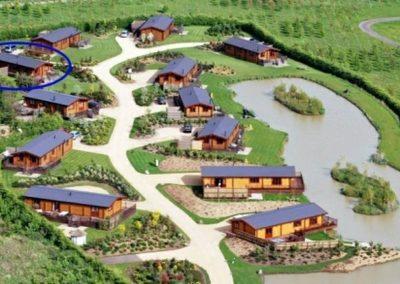 willow lodge aerial eyekettleby lakes