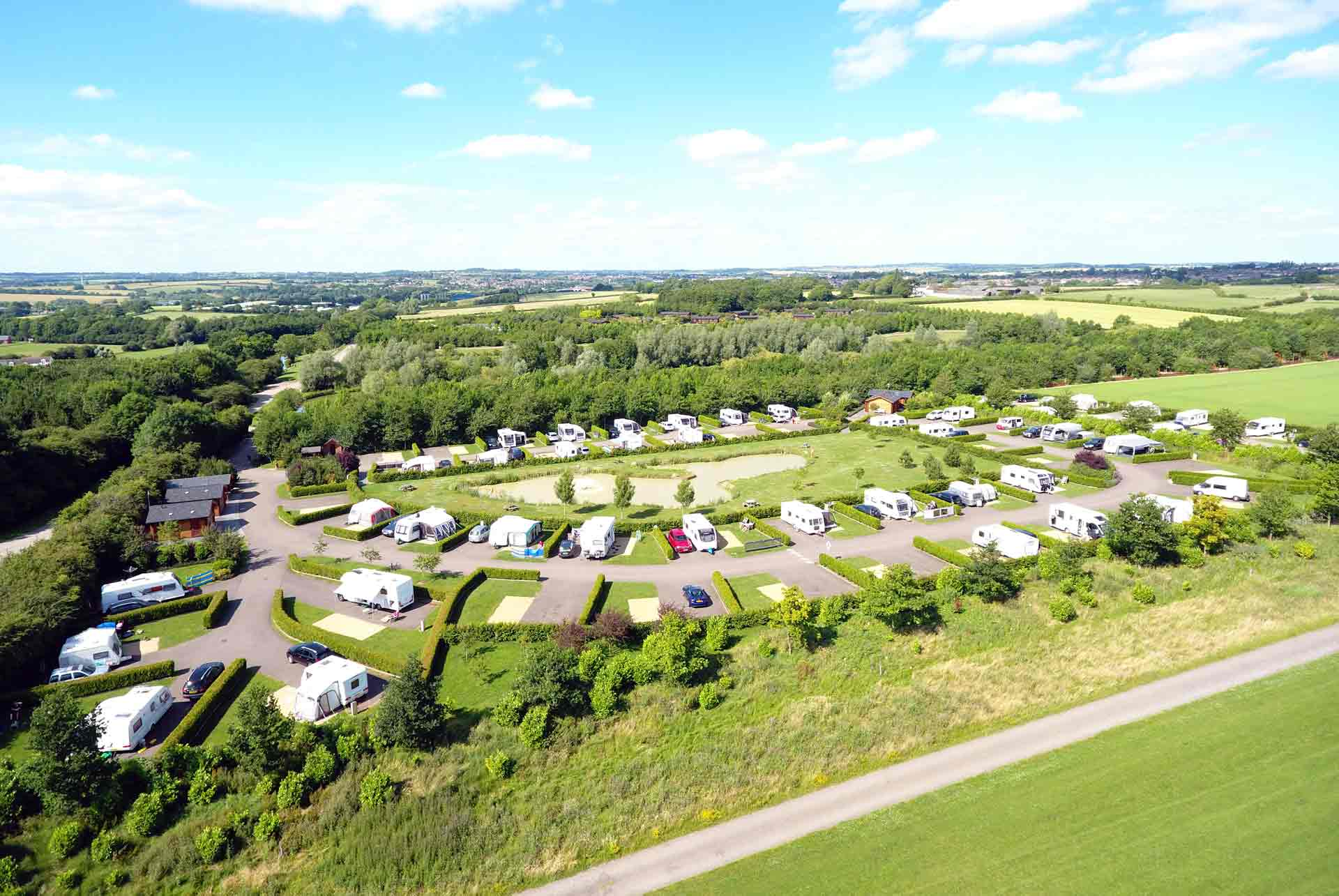 Eye-Kettleby-Lakes-Caravan-Park-Aerial