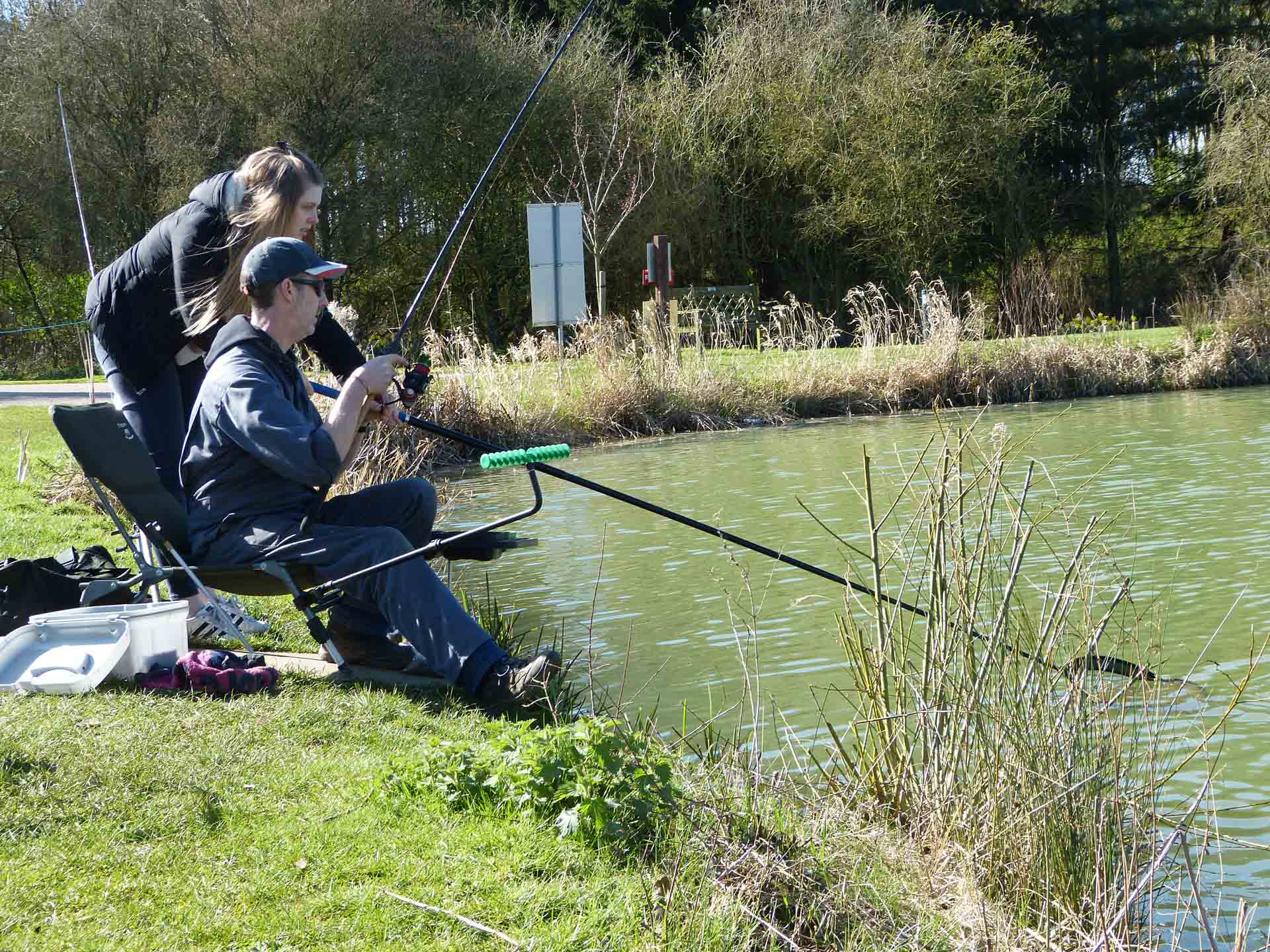Eye-Kettleby-Lakes-Lake-Four-Fishing