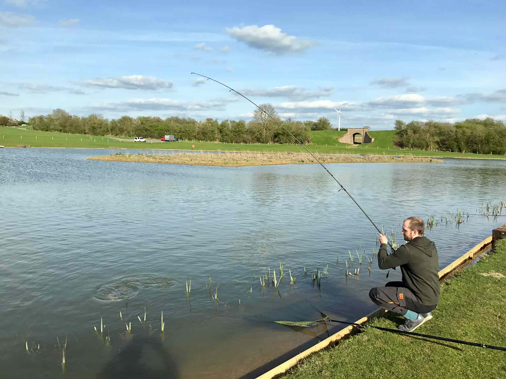 Eye-Kettleby-Lakes-Parkland-Lake-Fishing