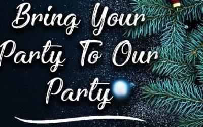 Dec 14th – Xmas Party