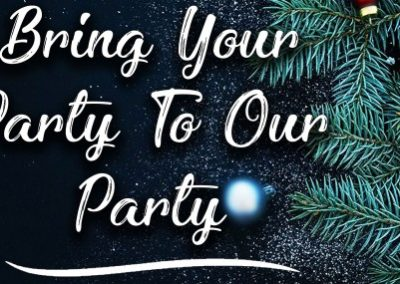Dec 21st – Xmas Party