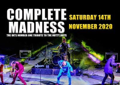 Nov 14th – Live Music