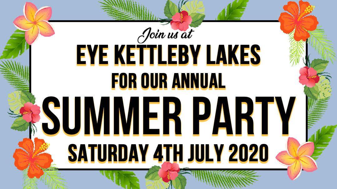 Jul 4th – Summer Party