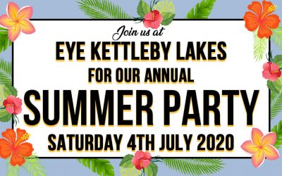 Jul 4th – Summer Party