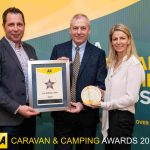 AA Campsite of the Year award for England