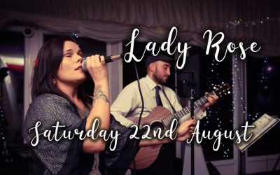Aug 22nd – Live Music