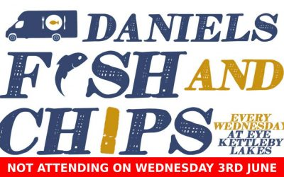 June 3rd – Fish & Chips
