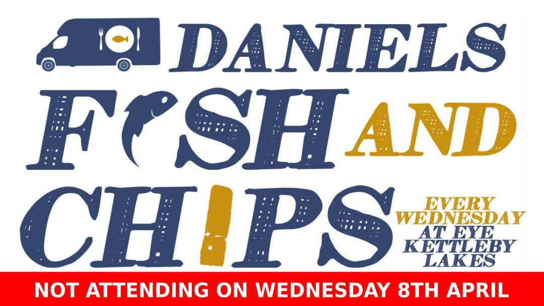 April 8th – Fish & Chips