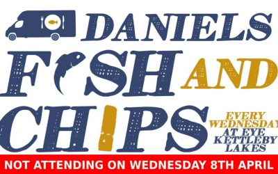 April 8th – Fish & Chips