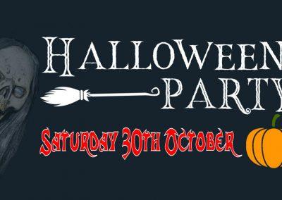 Oct 30th – Halloween